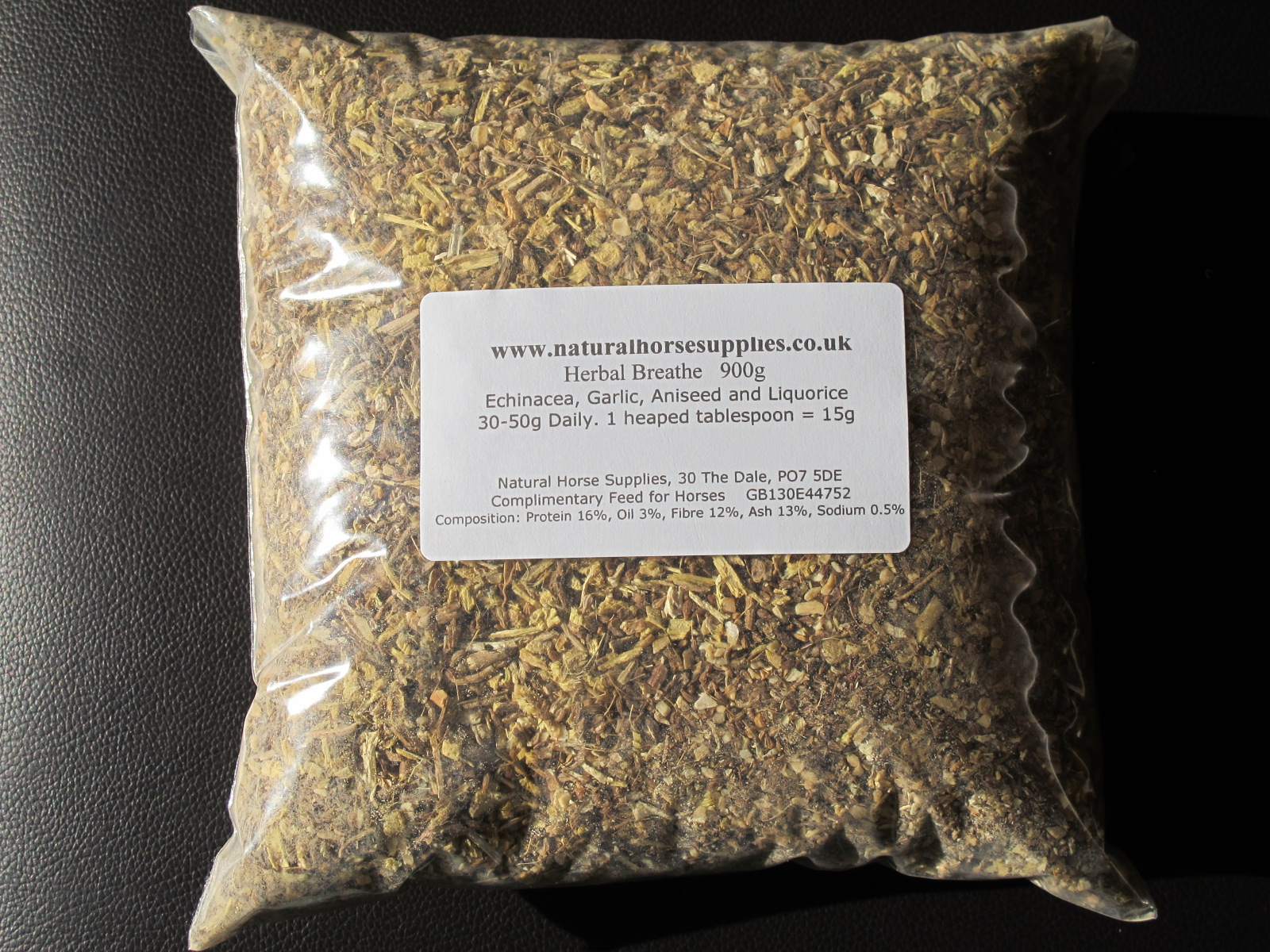 Herbal Breathe  900g