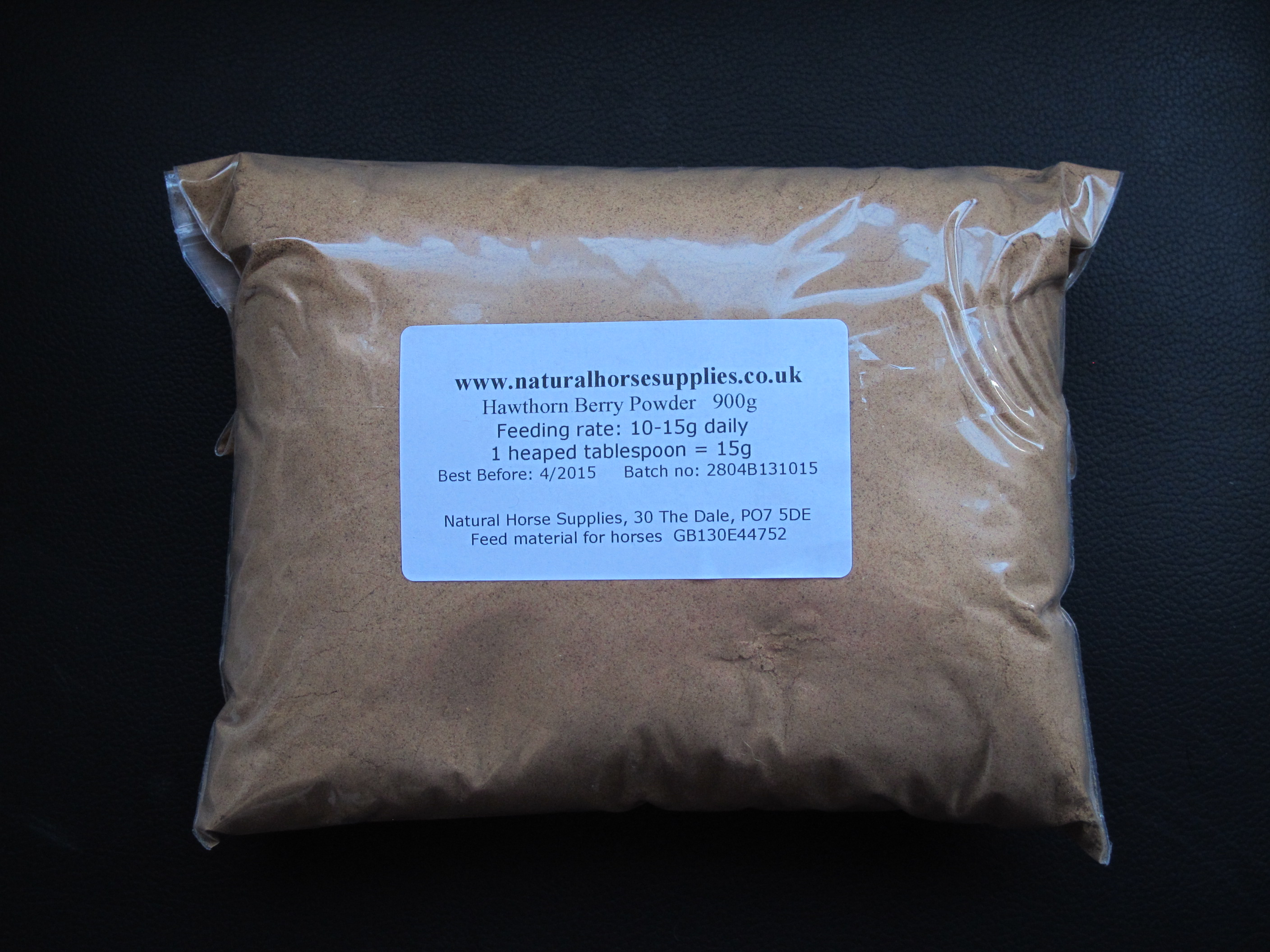Hawthorn Berry Powder  900g