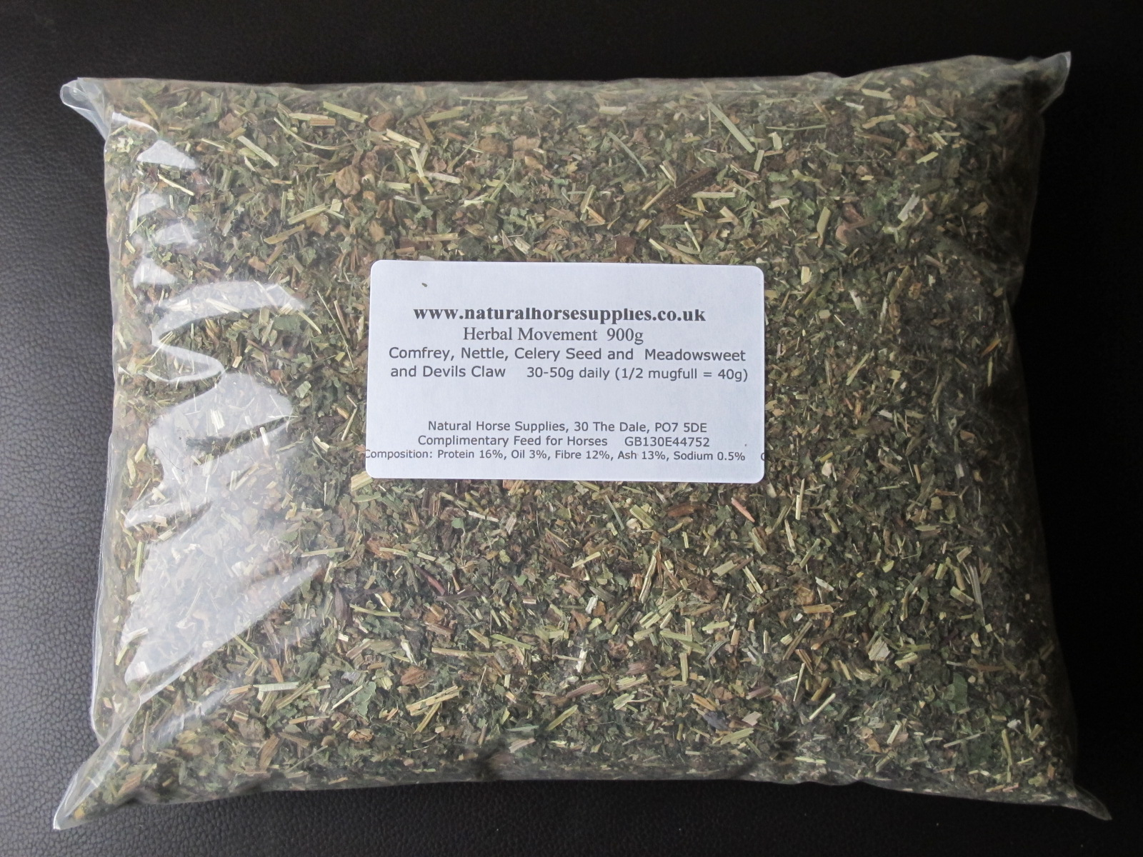 Herbal Movement 900g