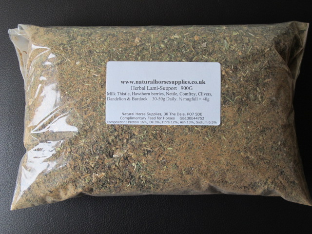 Herbal Lami-Support 900g